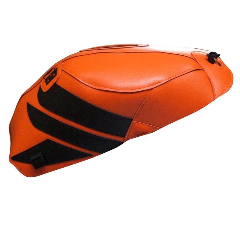 Protège-réservoirs Bagster Espace/rouge Foncé