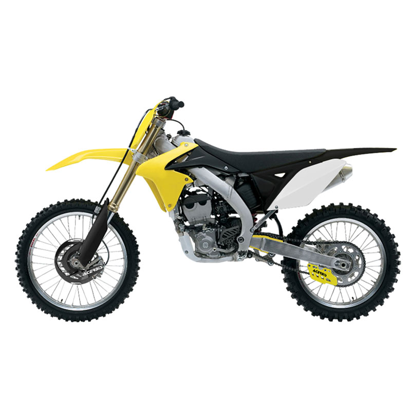 kit plastiques acerbis full r plica 2013 partie cycle moto cross. Black Bedroom Furniture Sets. Home Design Ideas