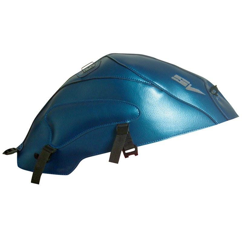 Protège-réservoirs Bagster Bleu Nacré