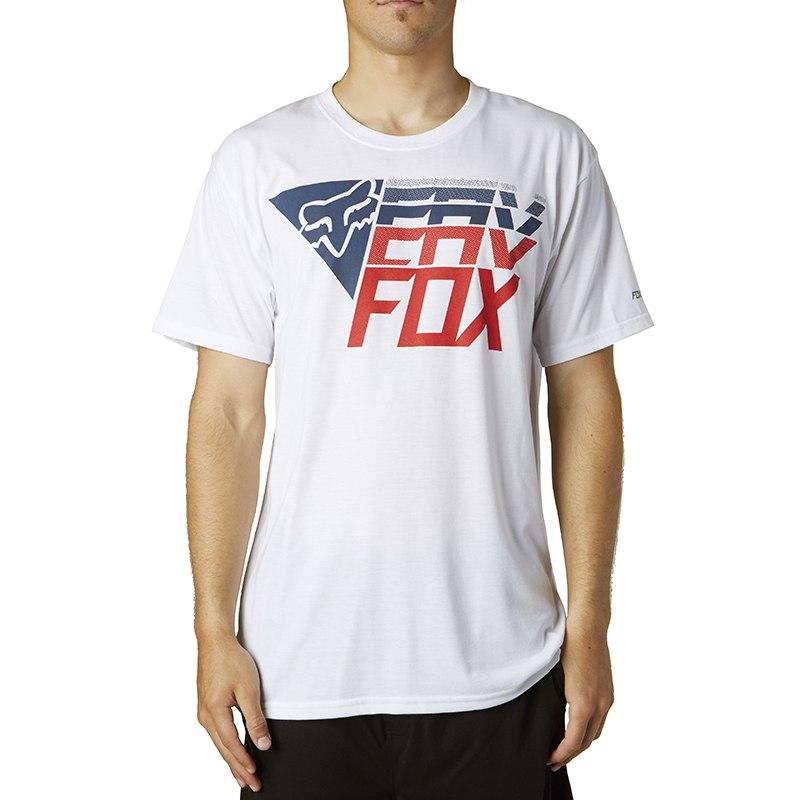 T-shirt Manches Courtes Fox Experience