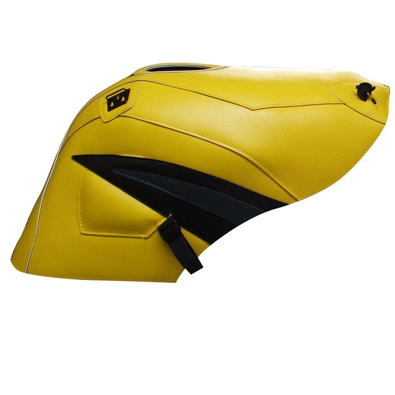 Protège-réservoirs Bagster Bouton D'or/pointe Noire/anthracite