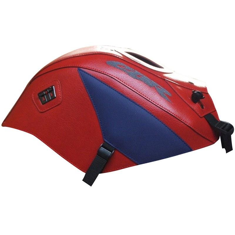 Protège-réservoirs Bagster Rouge/pointe Bleu De Chine