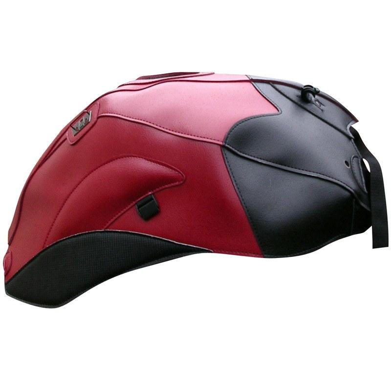 Protège-réservoirs Bagster Spécial S Rouge Foncé/noir