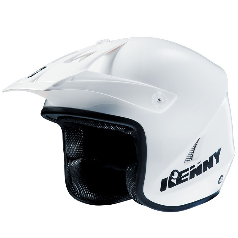 Casque Trial Kenny Trial Up Blanc 2018