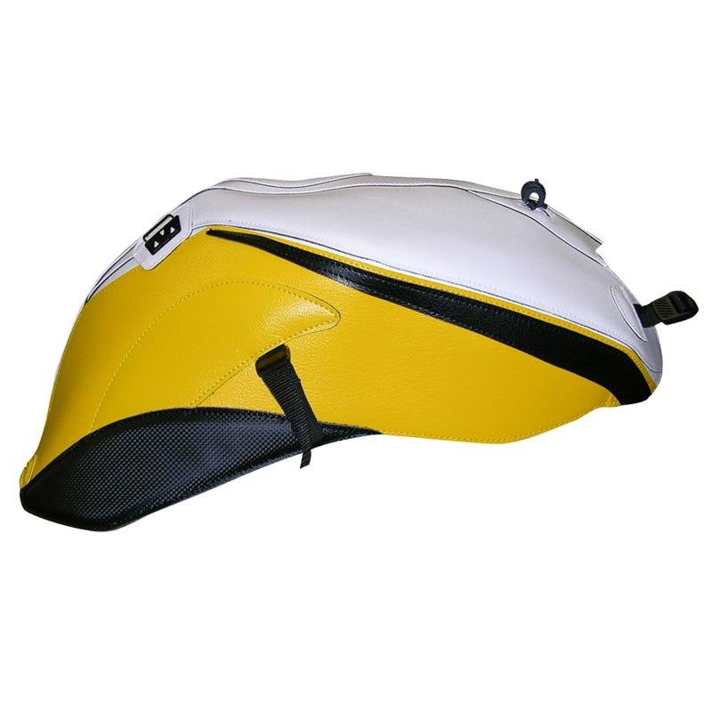 Protège-réservoirs Bagster Blanc/surf/pointe Noire