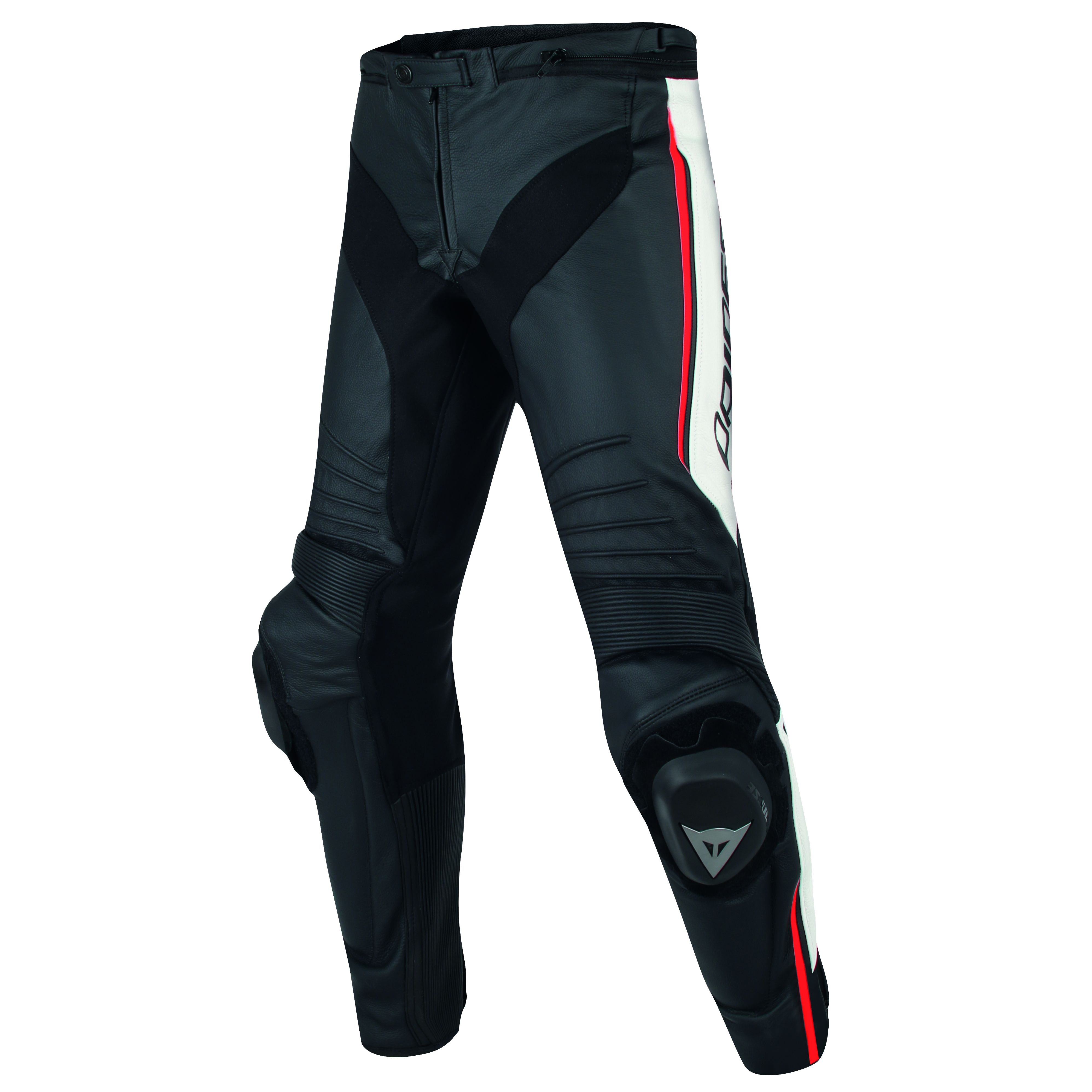 pantalon dainese misano leather black white red pantalon et combinaison. Black Bedroom Furniture Sets. Home Design Ideas