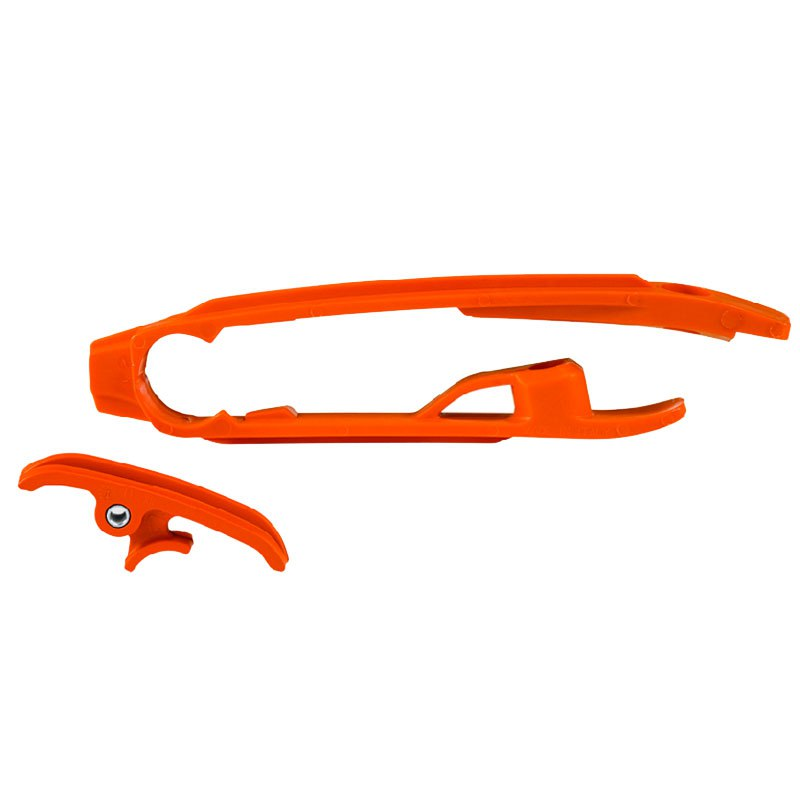 Patin de bras oscillant Acerbis orange