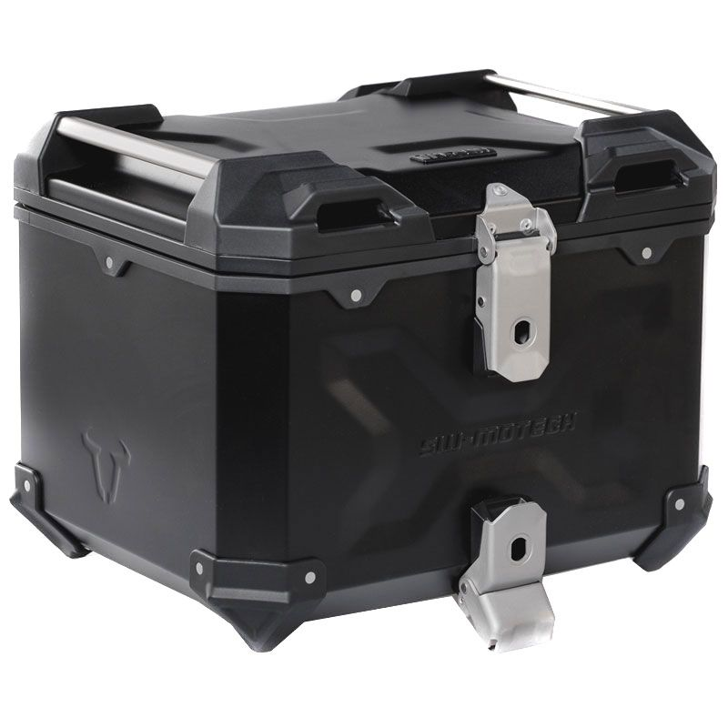 Top case SW-MOTECH KIT COMPLET TRAX ADV NOIR 38 L