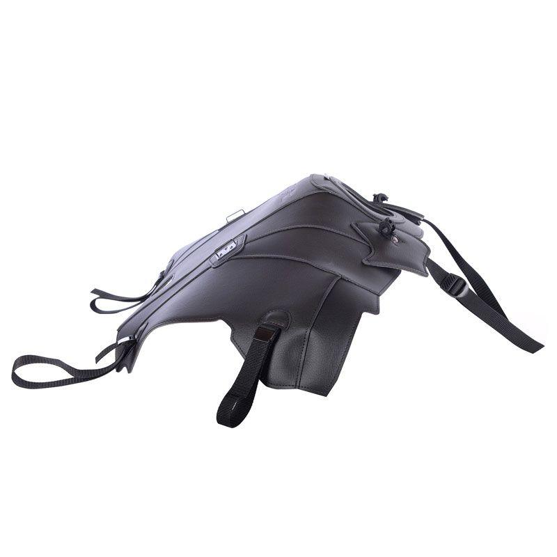 Protège-réservoirs Bagster Noir Mat Graine