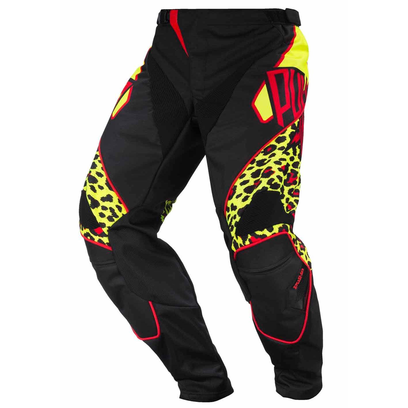 Pantalon Cross Pull-in Race - Leopard -