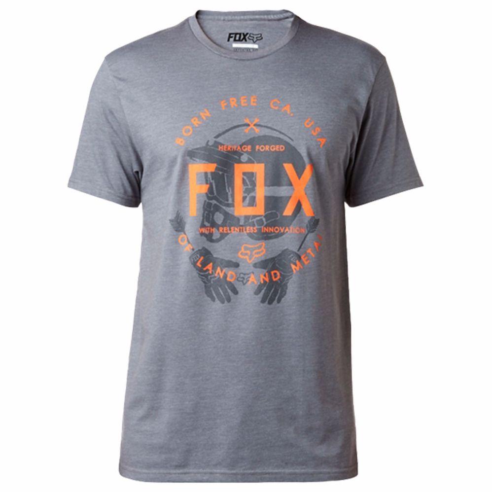 T-shirt Manches Courtes Fox Claw