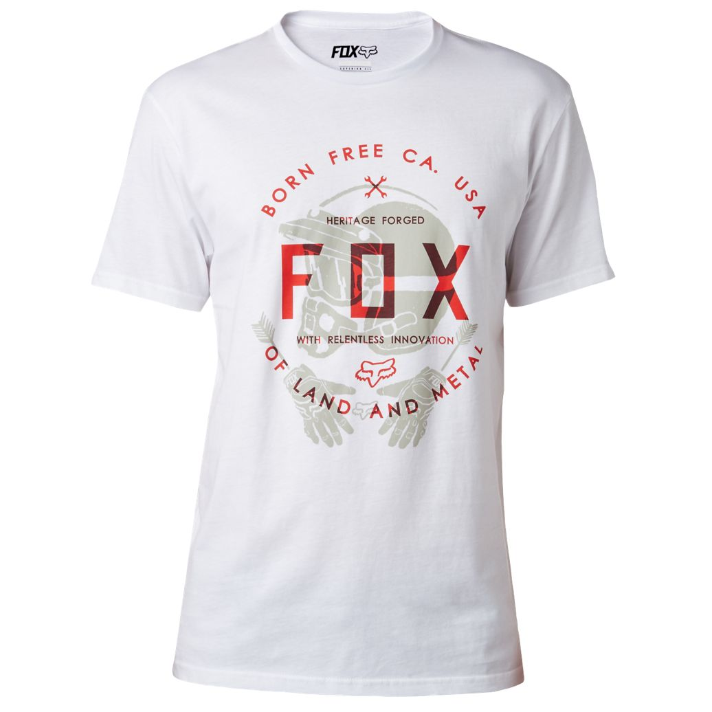 T-Shirt manches courtes Fox CLAW