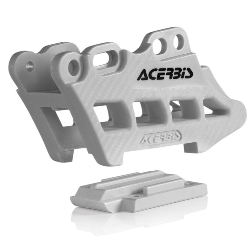 Guide chaîne Acerbis Blanc