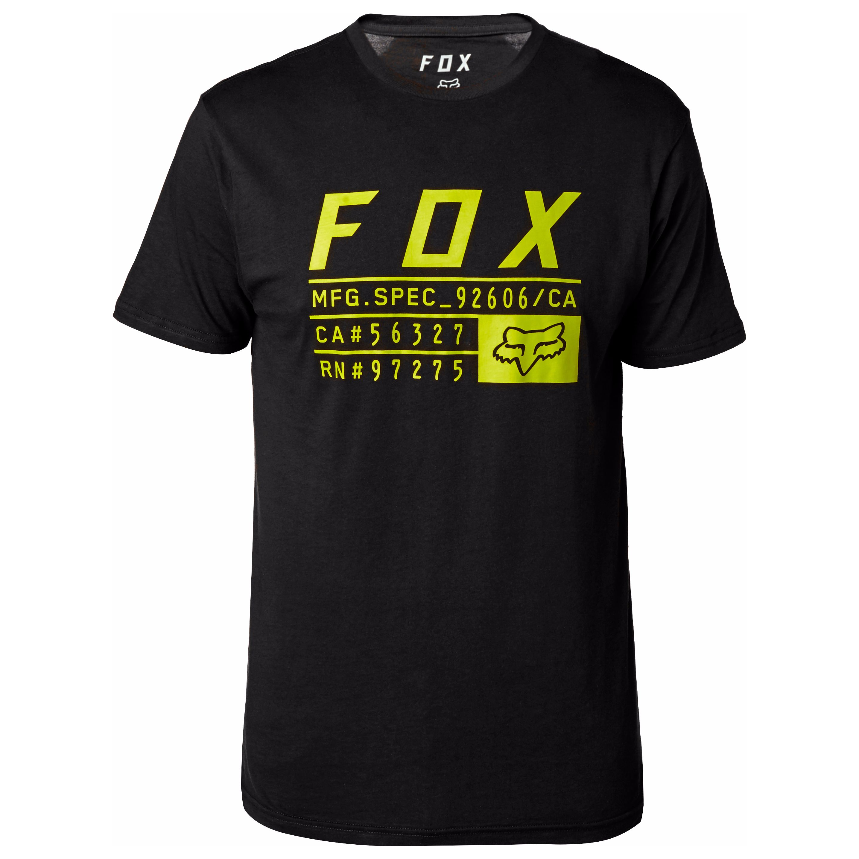 T-shirt Manches Courtes Fox Abyssmal - 2018