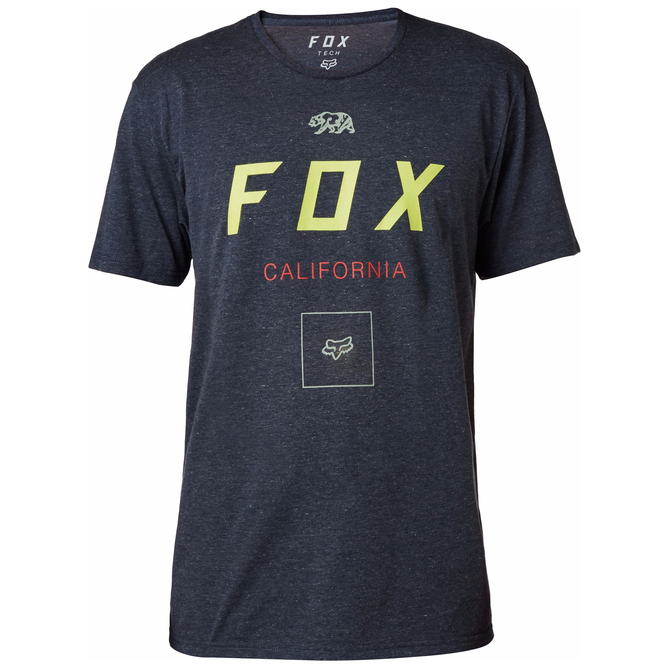 T-shirt Manches Courtes Fox Growled - 2018
