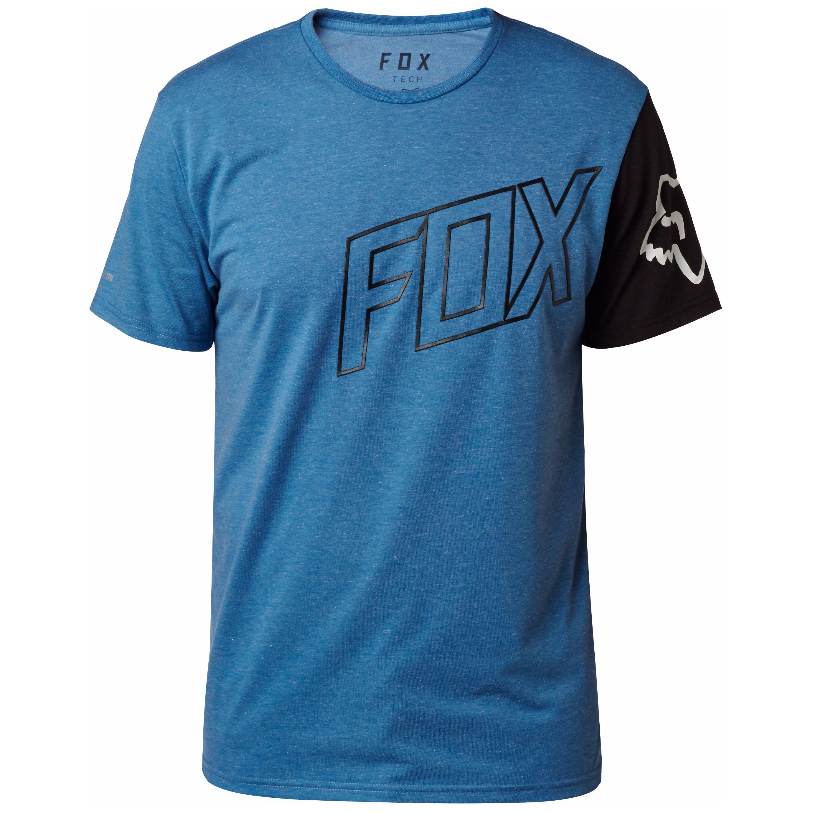 T-shirt Manches Courtes Fox Moto Vation - 2018