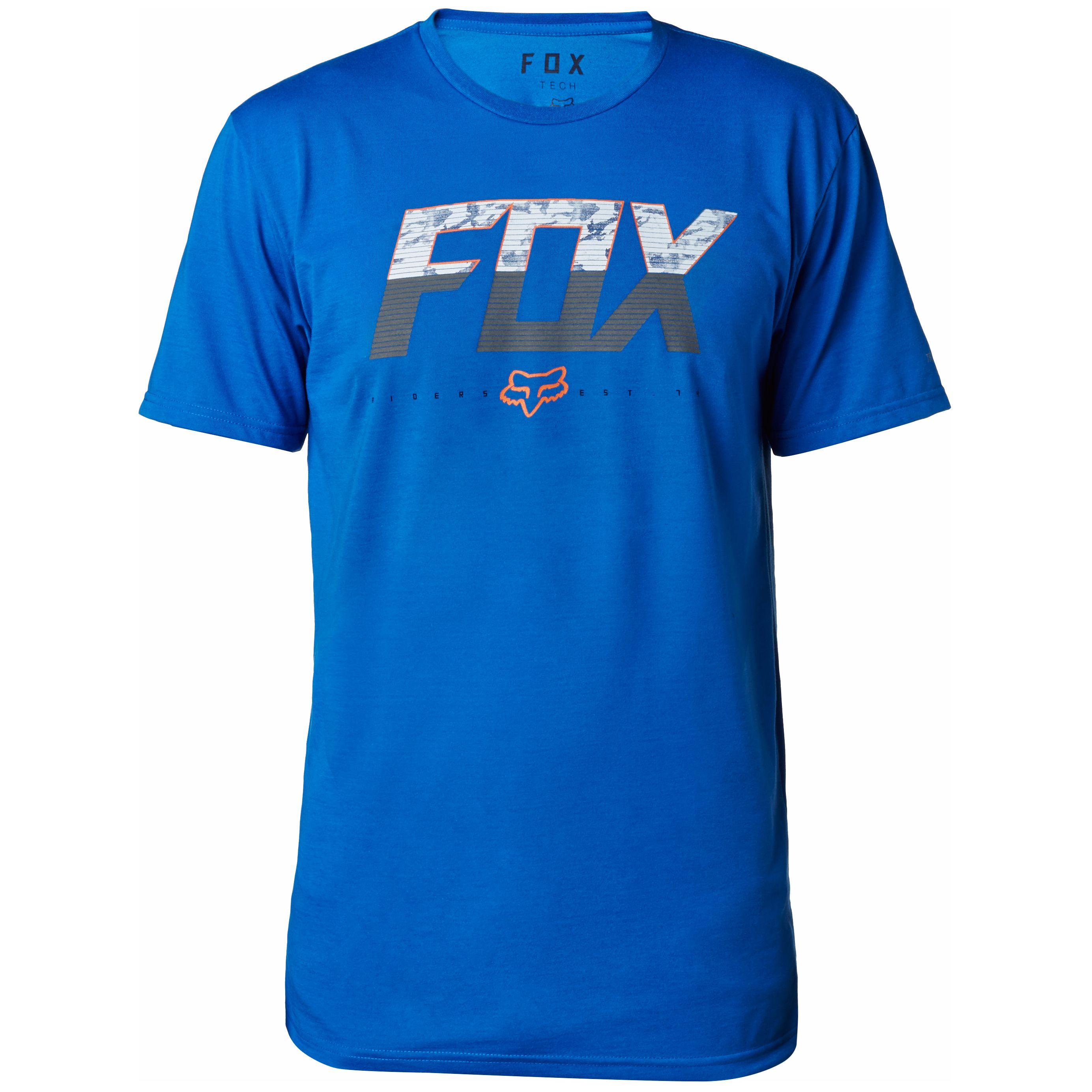 T-shirt Manches Courtes Fox Katch - 2018
