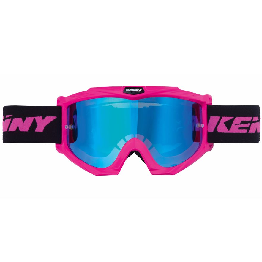 Masque cross Kenny TRACK + - ROSE FLUO 2020