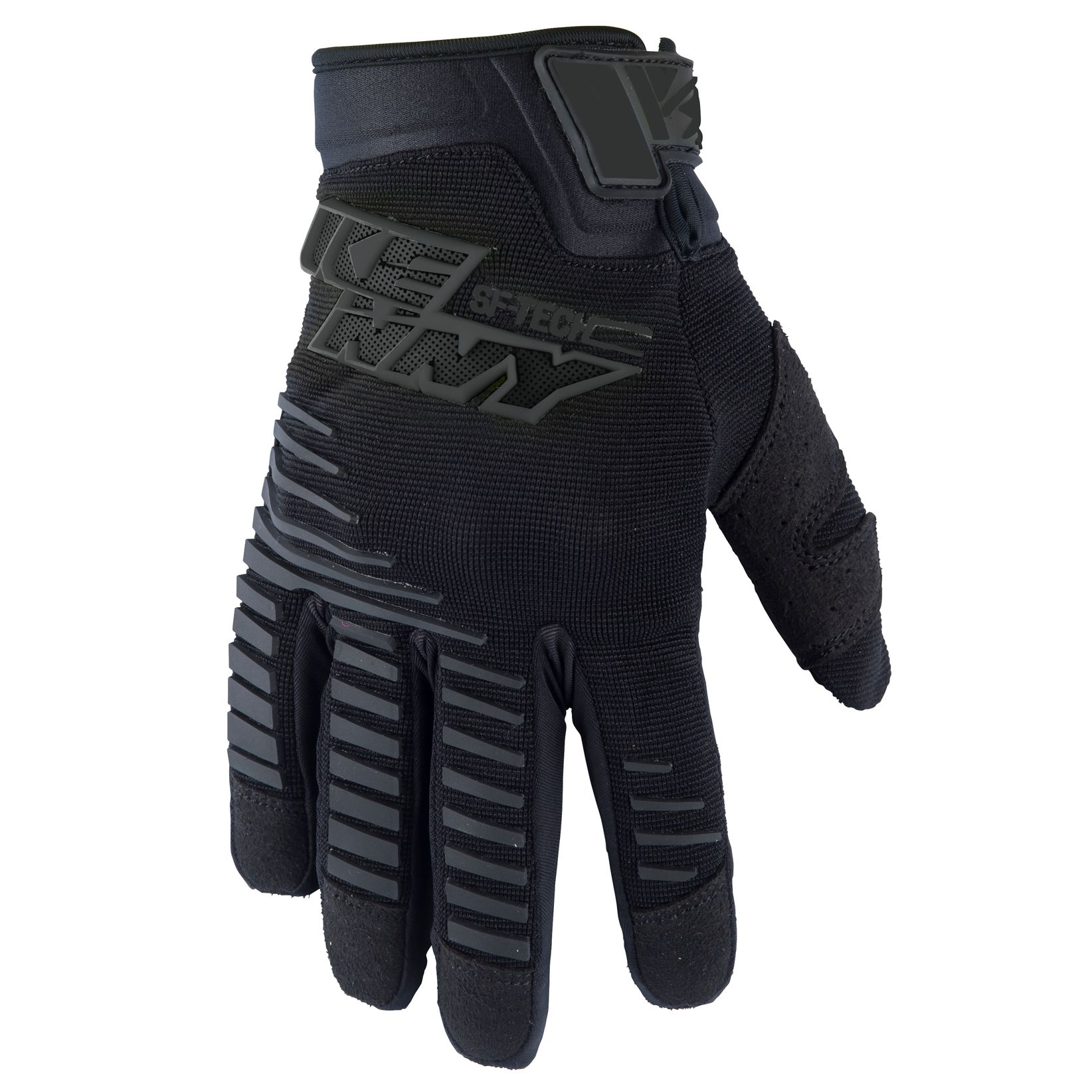 Gants cross Kenny SF-TECH - NOIR 2019