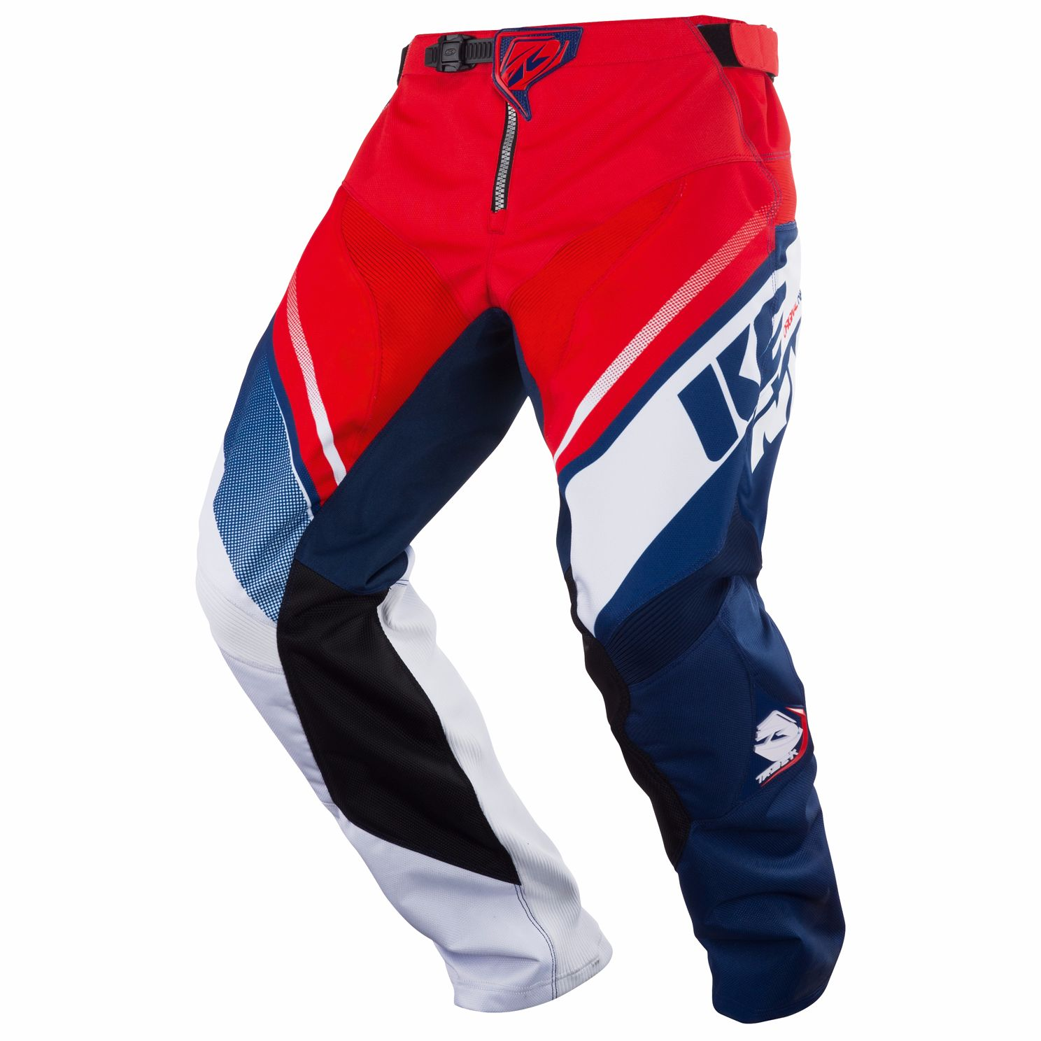 Pantalon cross Kenny TRACK - BLEU BLANC ROUGE -  2018