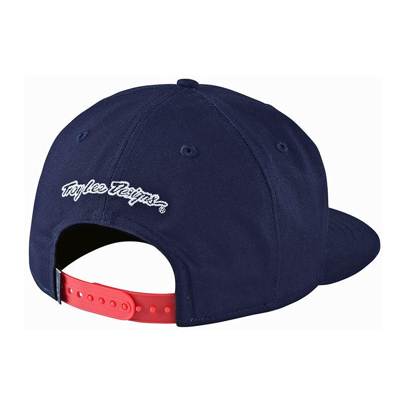 c2d44c76e73dd Casquette TroyLee design HONDA SNAPBACK - Sportswear cross ...