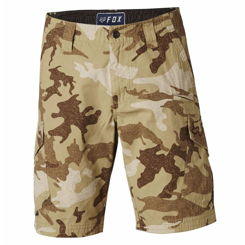 Short Fox Slambozo Camo Cargo Short 2017