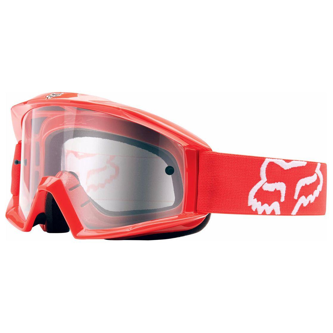 Masque Cross Fox Main - Rouge -