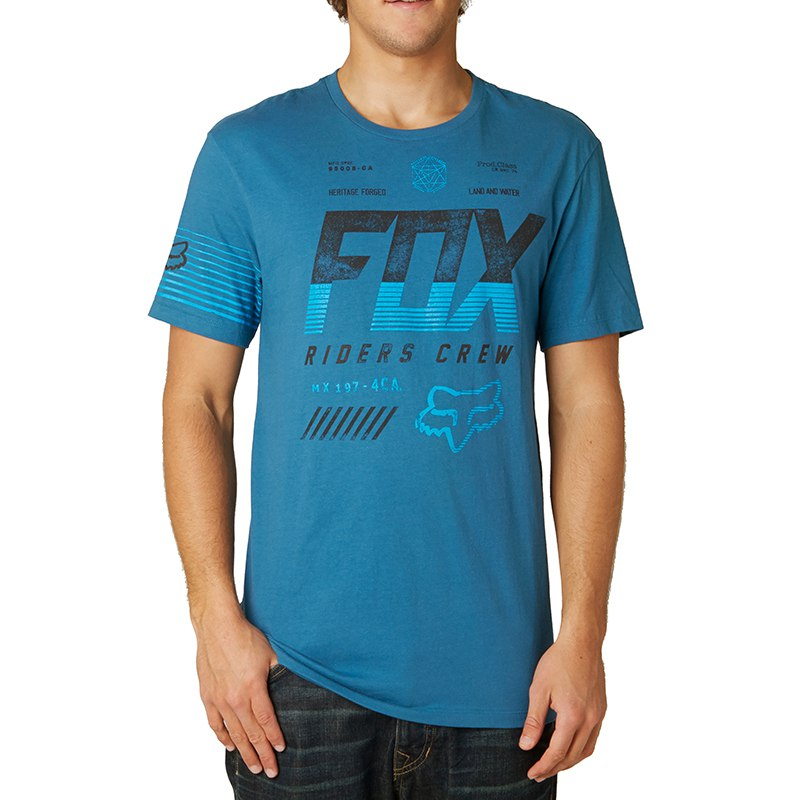 T-shirt Manches Courtes Fox Escaped Ss Premium