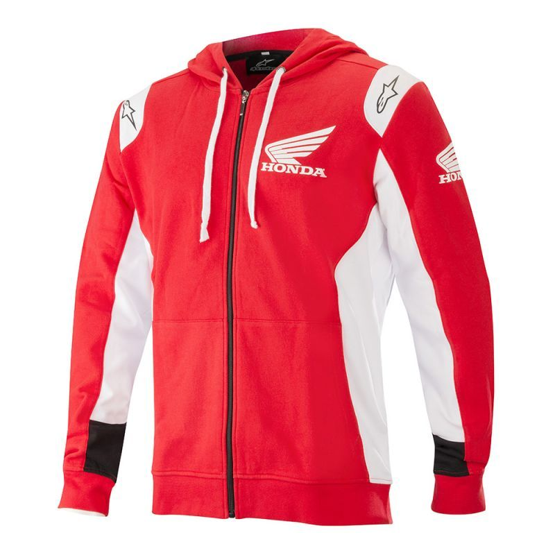 Sweat Alpinestars HONDA ZIP
