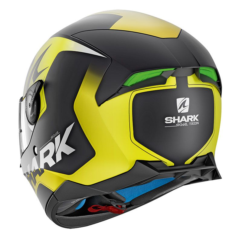 Casque Shark SKWAL 2 TRION MAT