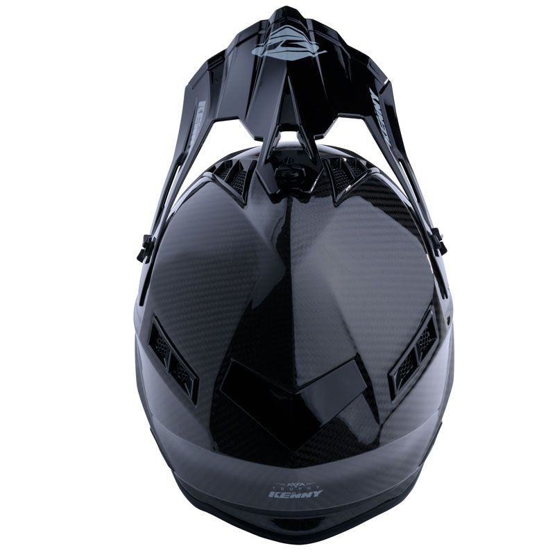 Casque cross Kenny TROPHY - CARBON 2020