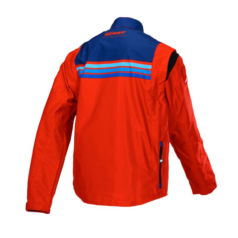 Veste enduro Kenny TRACK - RED 2020