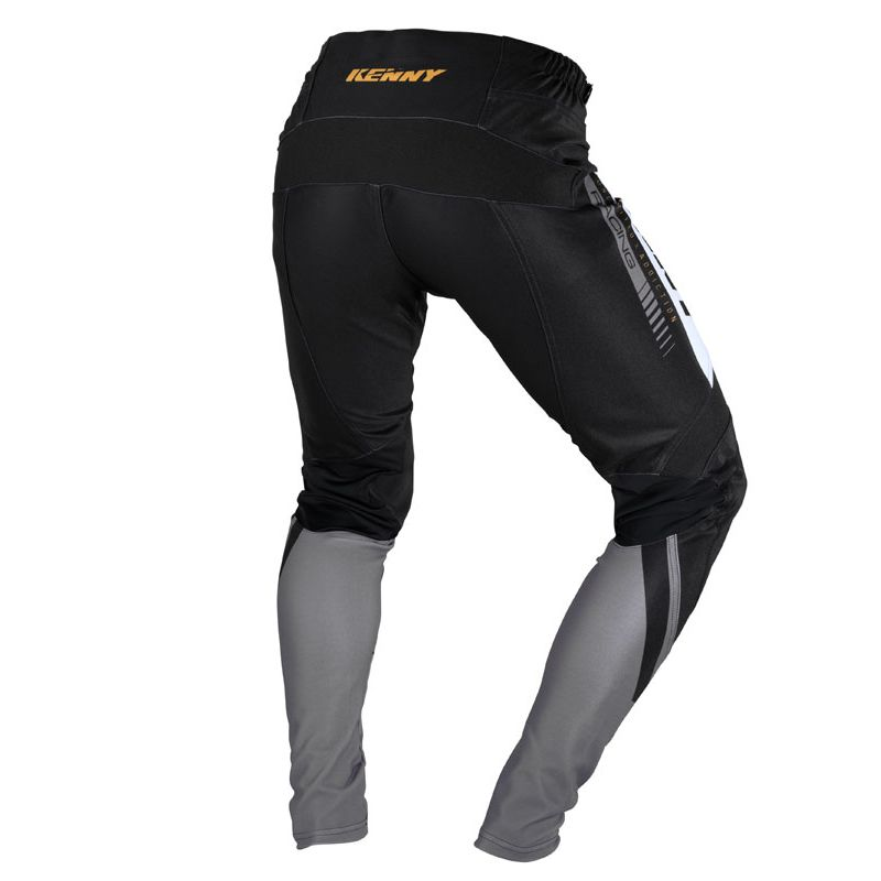 Pantalon cross Kenny TRIAL AIR - BLACK GOLD 2020