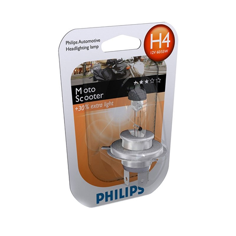 Ampoule Philips Extraduty H4 12v 60/55w P43t-38