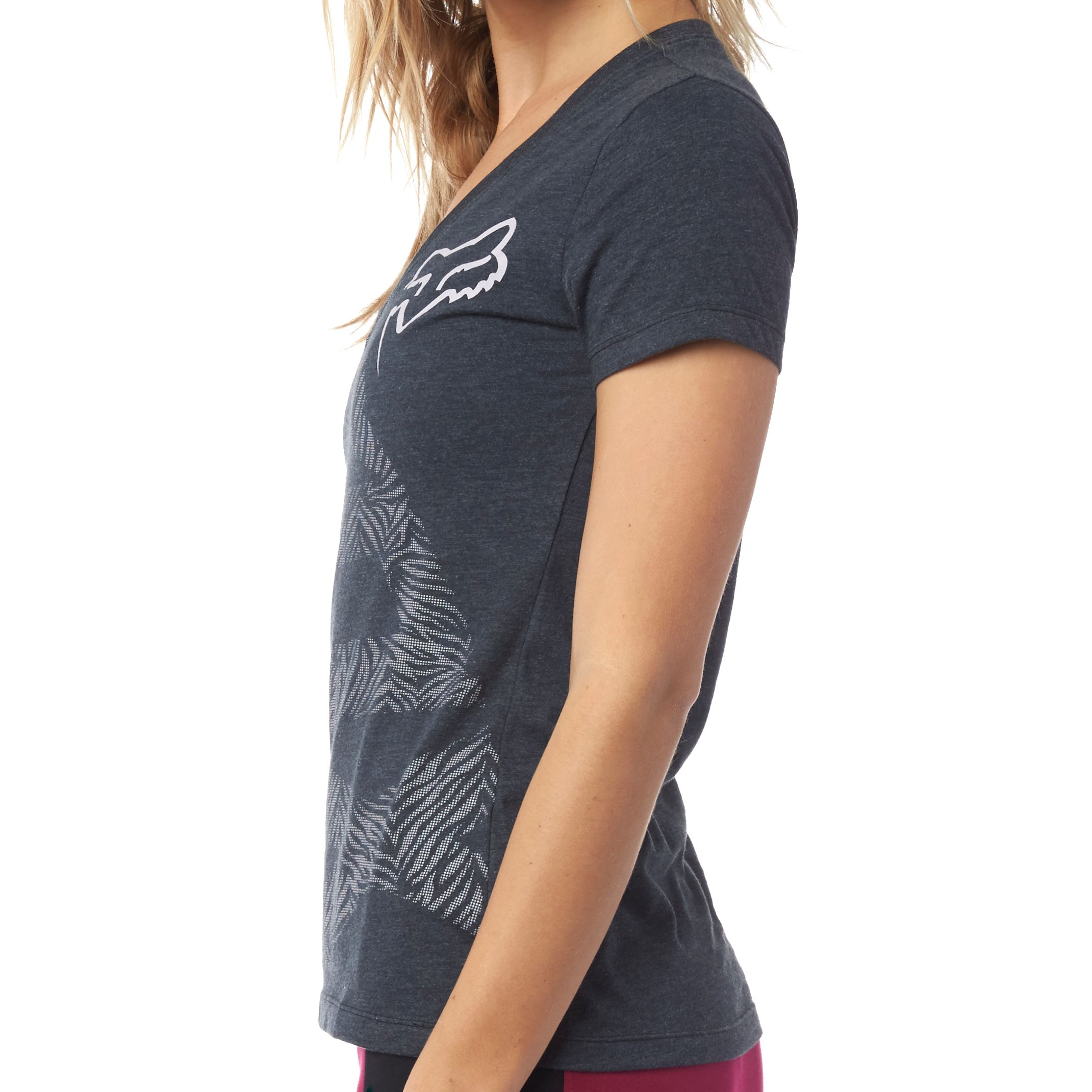 T-shirt Manches Courtes Fox Angled