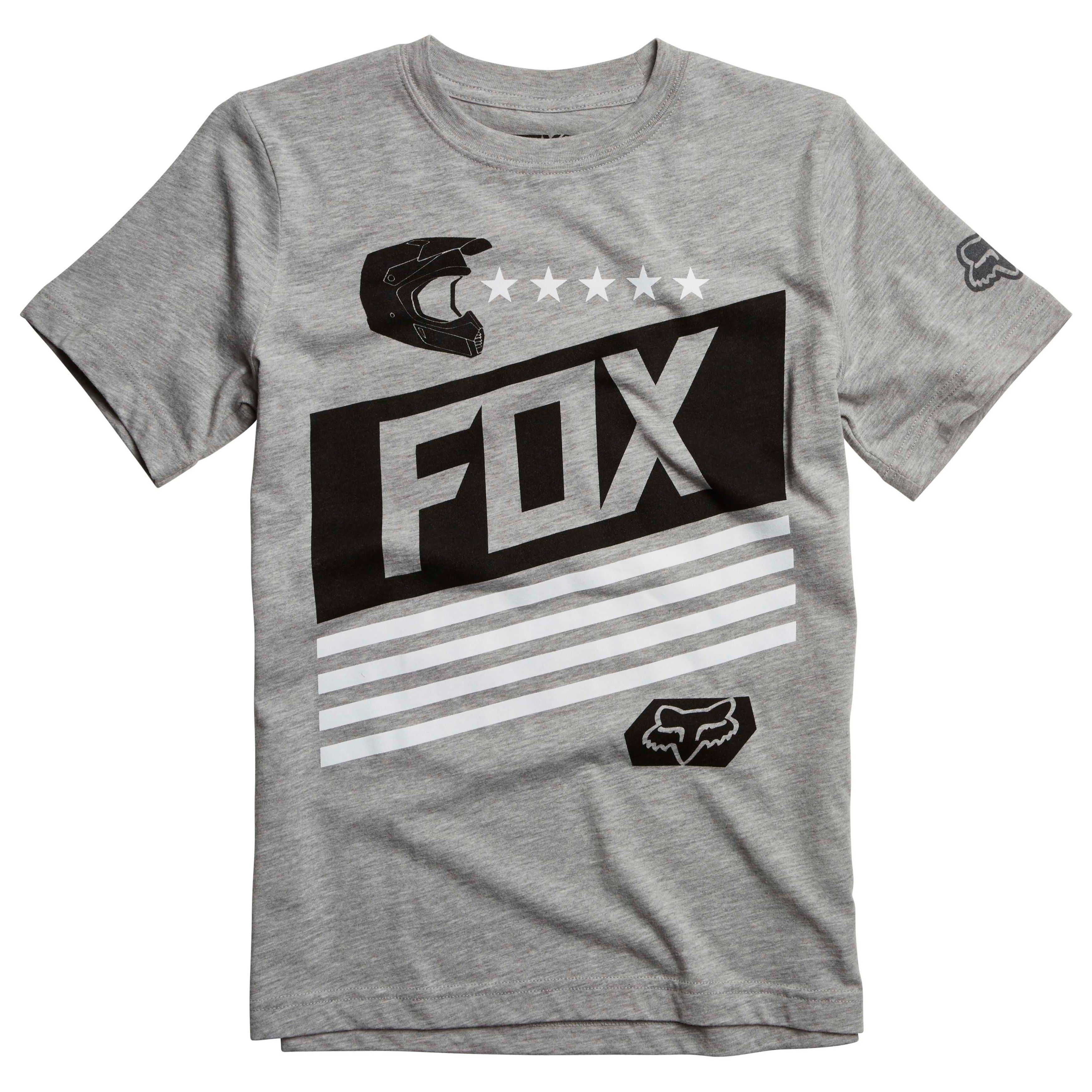 T-shirt Manches Courtes Fox Youth Ozwego
