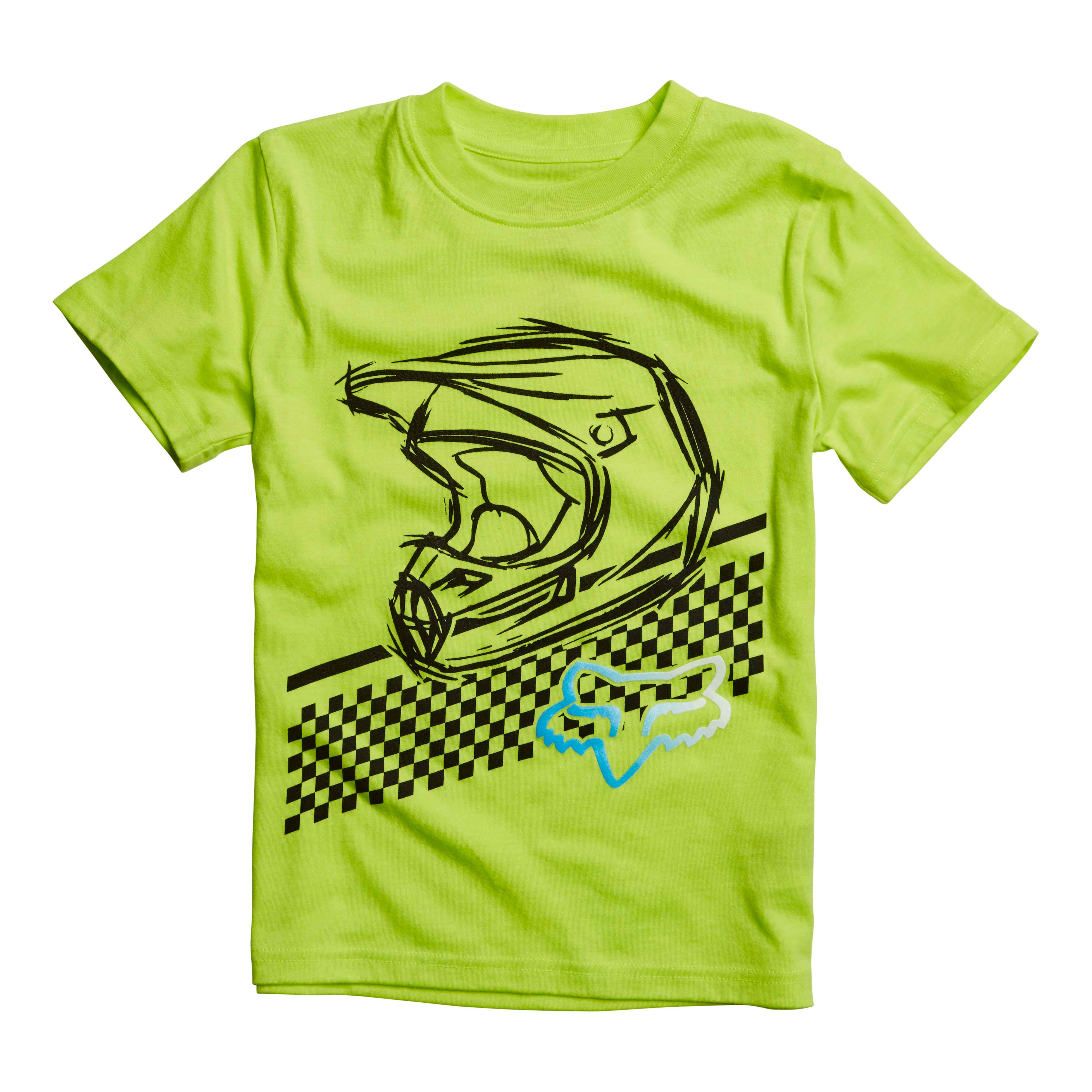 T-shirt Manches Courtes Fox Kids Olathe