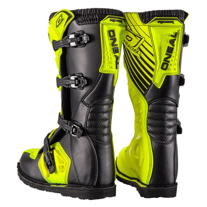 Bottes cross O'Neal RIDER - NEON YELLOW 2020