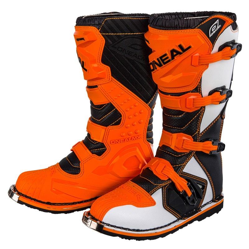 Bottes Cross O'neal Rider - Orange -