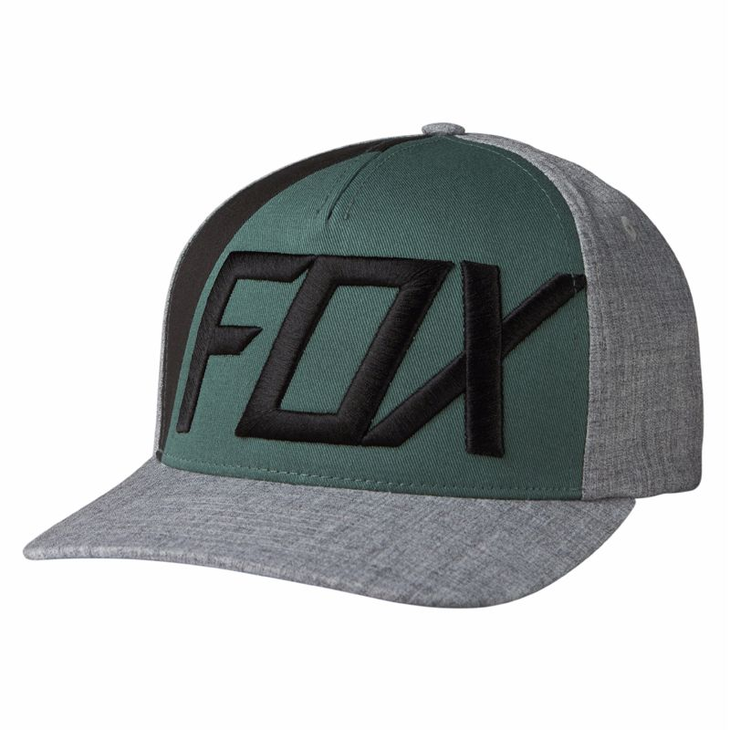 Casquette Fox Blocked Out - 2018
