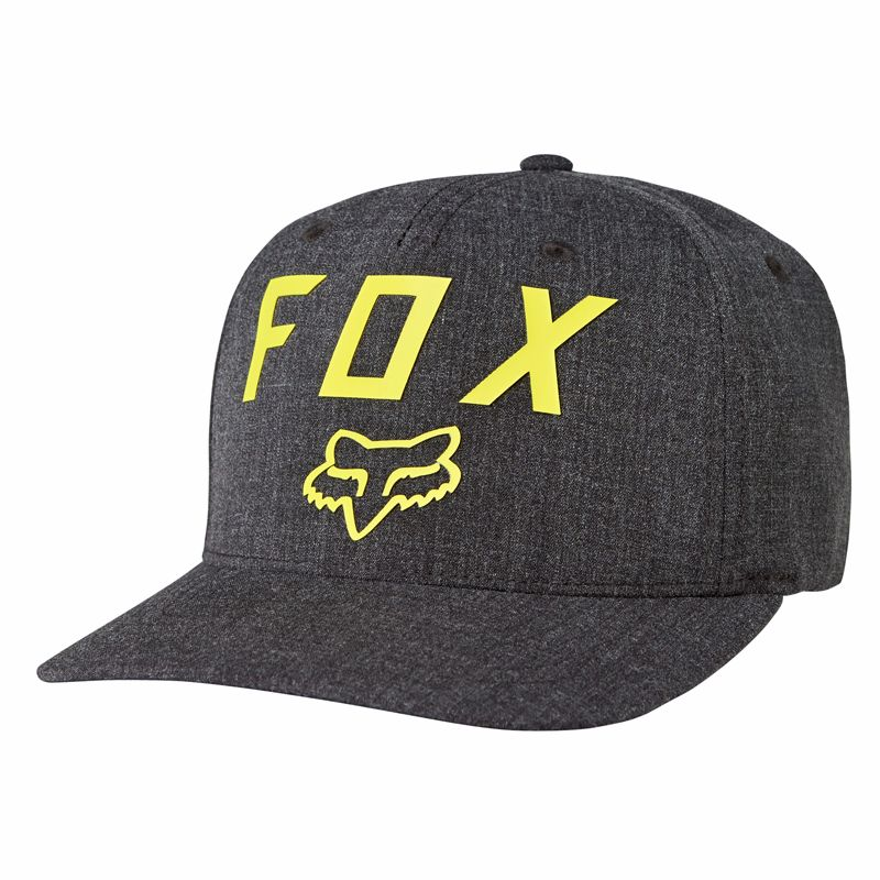 Casquette Fox Number 2 - 2018