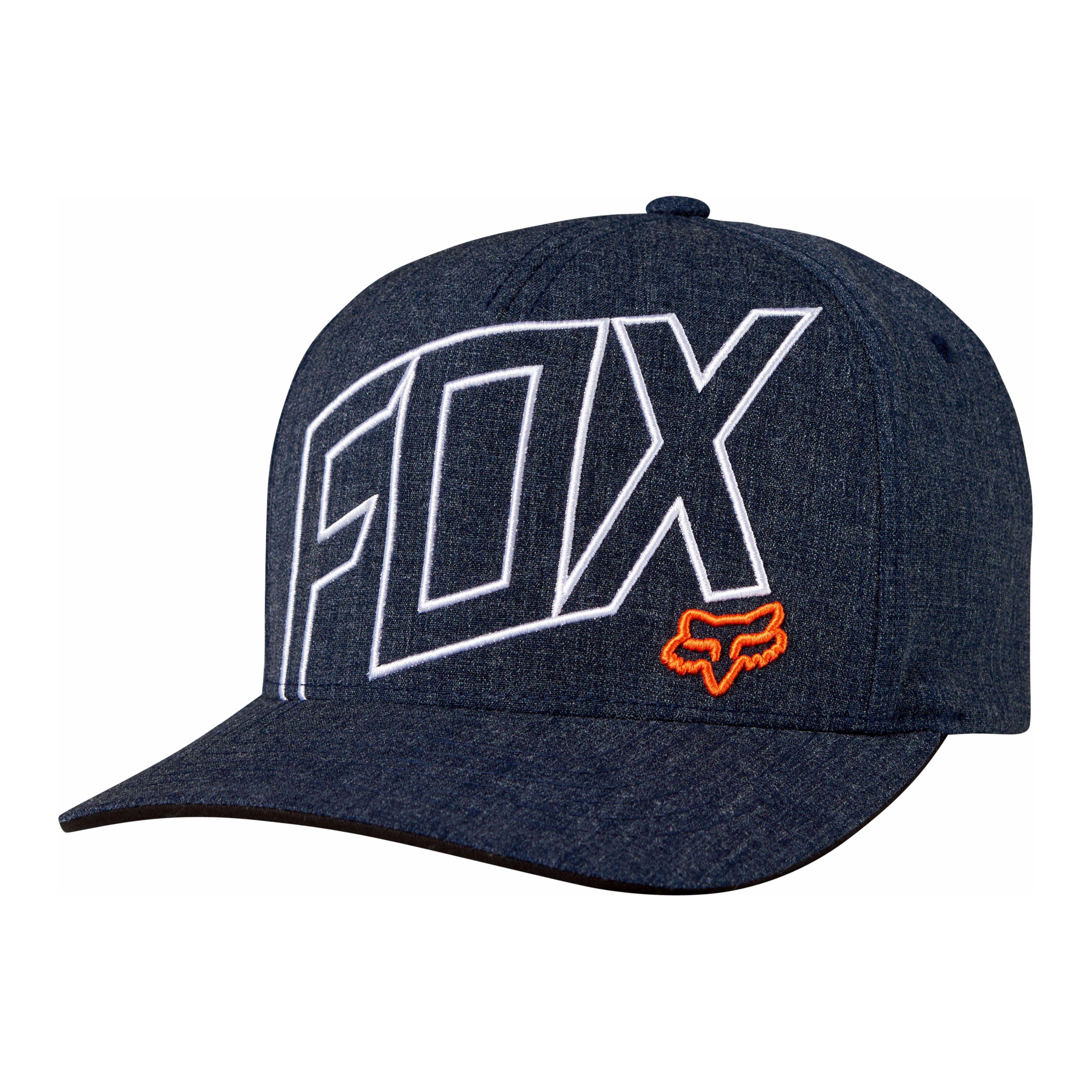 Casquette Fox Three 60 - 2018