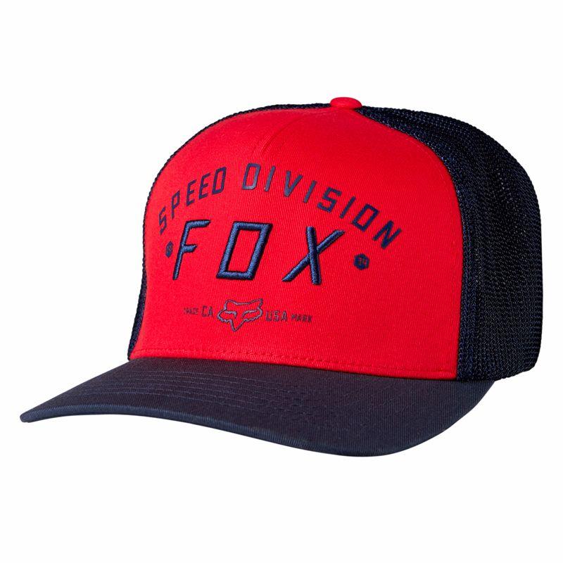 Casquette Fox Speed Division - 2018