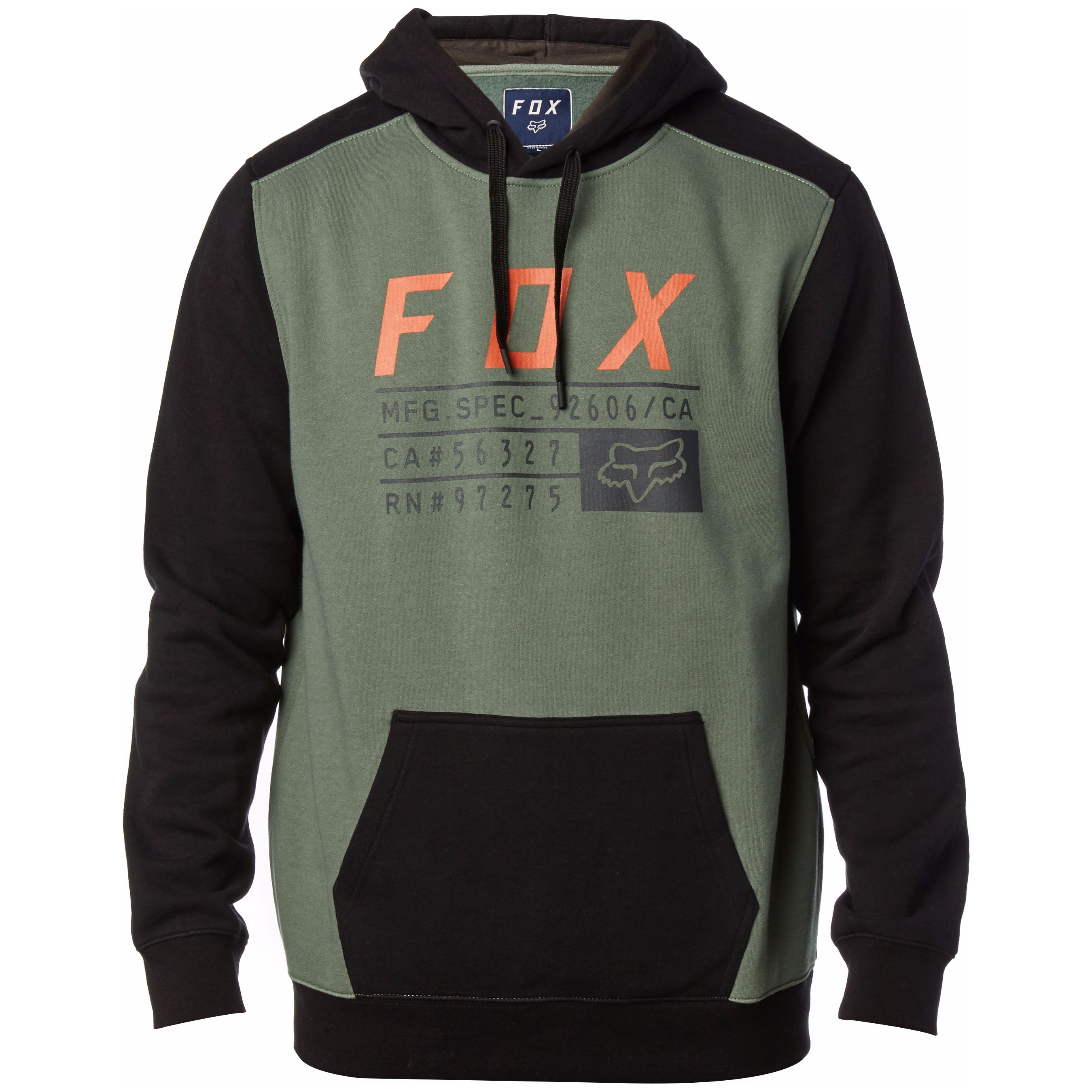 Sweat Fox Distrit 3 - 2018