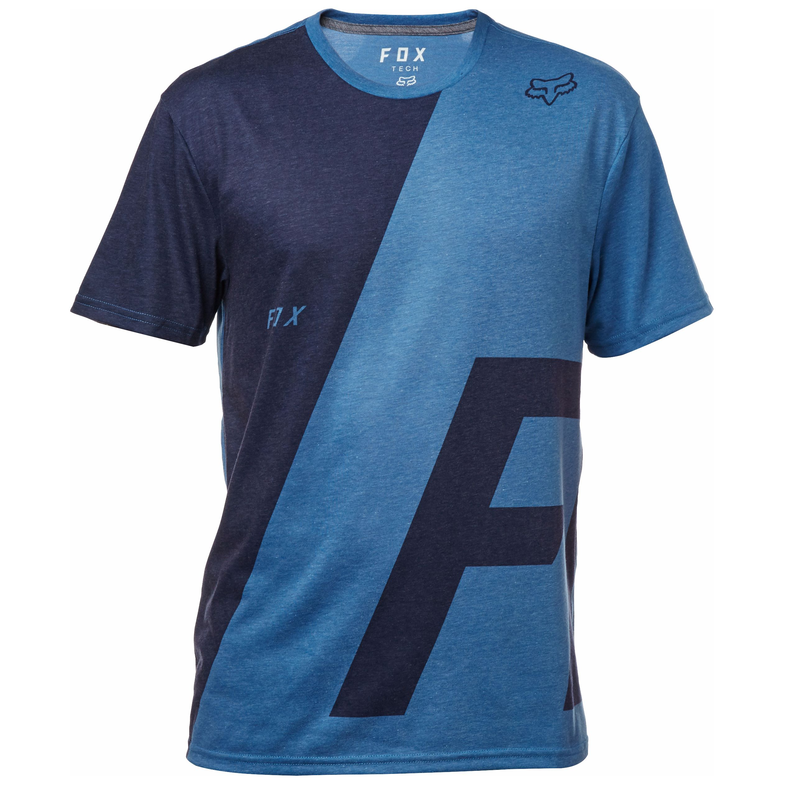 T-shirt Manches Courtes Fox Inverter - 2018