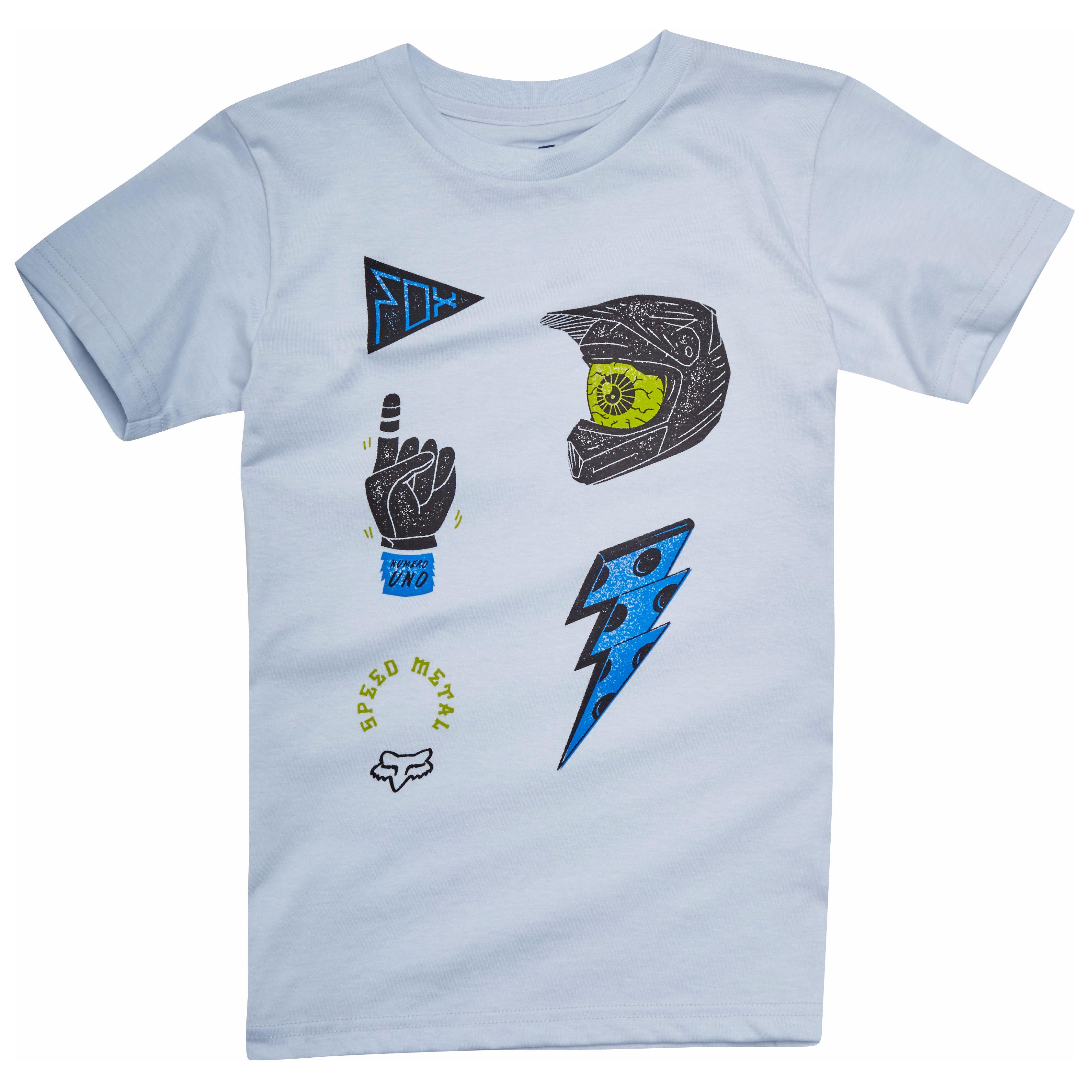 T-shirt Manches Courtes Fox Kids Out Ahead - 2018