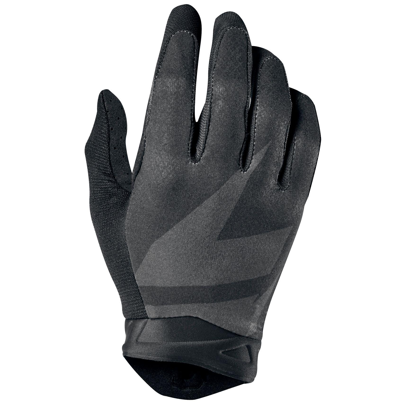 gants cross shift black air noir 2018 tenue cross. Black Bedroom Furniture Sets. Home Design Ideas