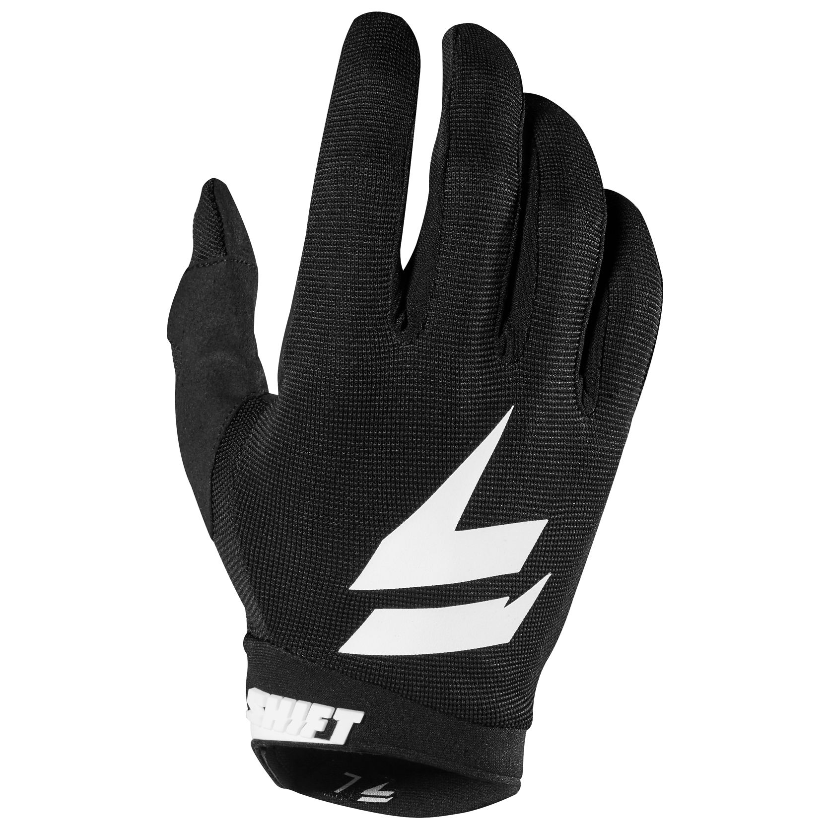 Gants cross Shift WHITE AIR - NOIR - 2019