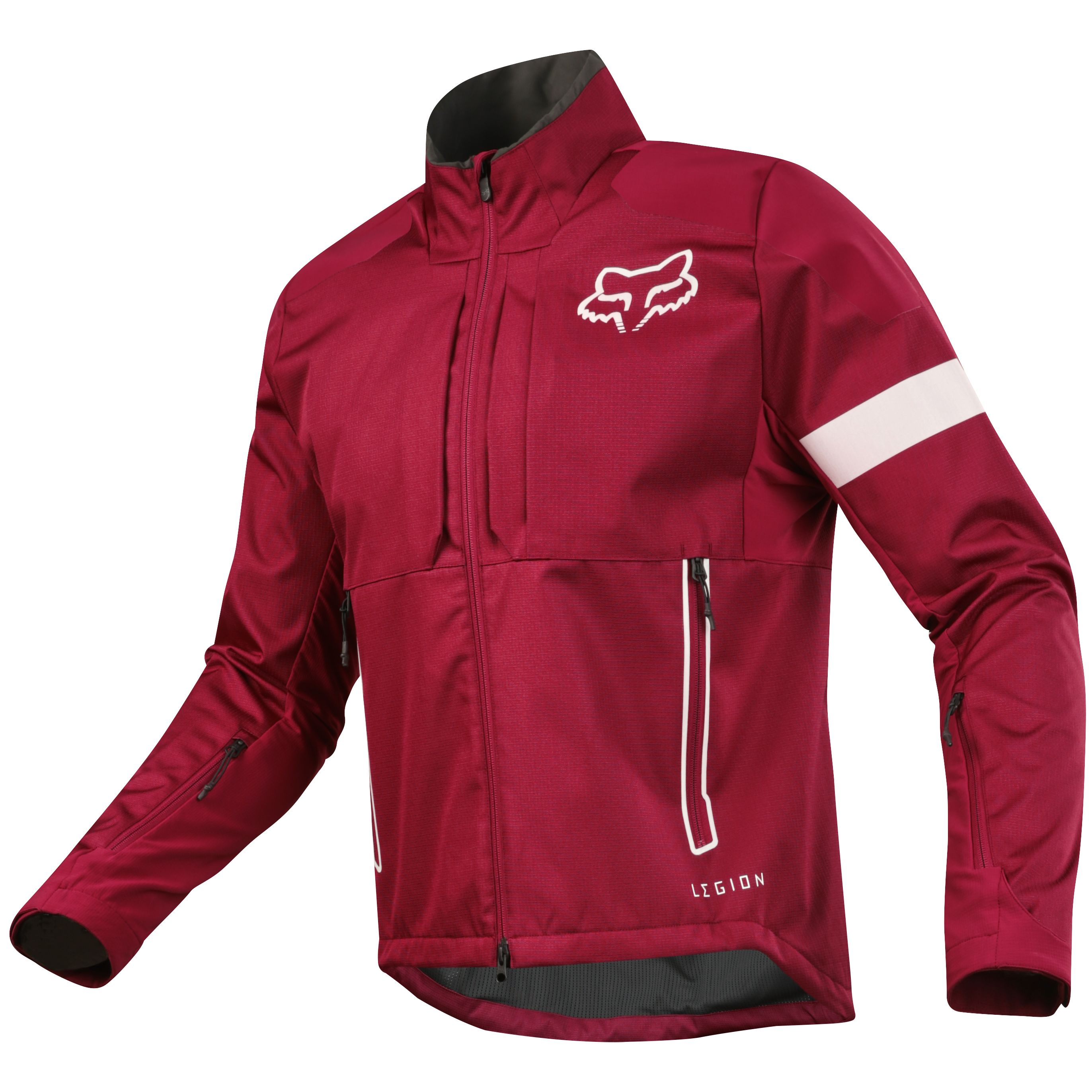 Veste Enduro Fox Legion - Rouge Fonce -