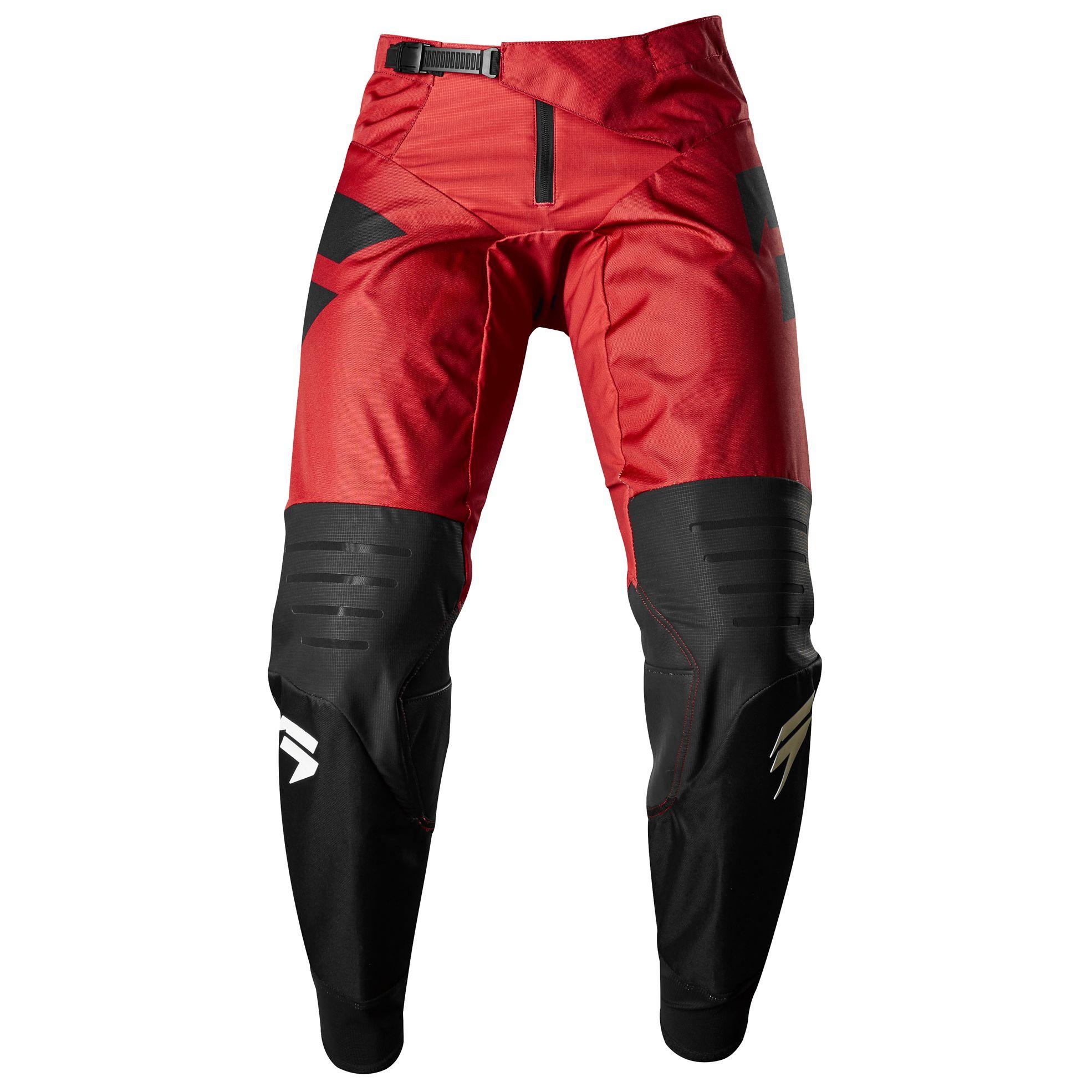 pantalon cross shift black strike rouge fonce 2018 tenue cross. Black Bedroom Furniture Sets. Home Design Ideas